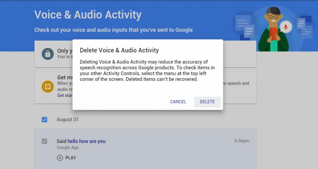 Google Secretly Records Your Voice 1 Google Secretly Records Your Voice
