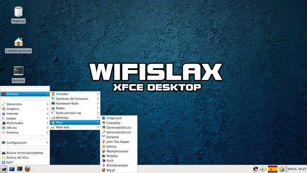 WiFi Hacker – Hack Wifi using WifiSlax WPA-WPA2 1