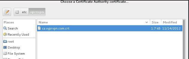 Installing VPN on Kali Linux 7