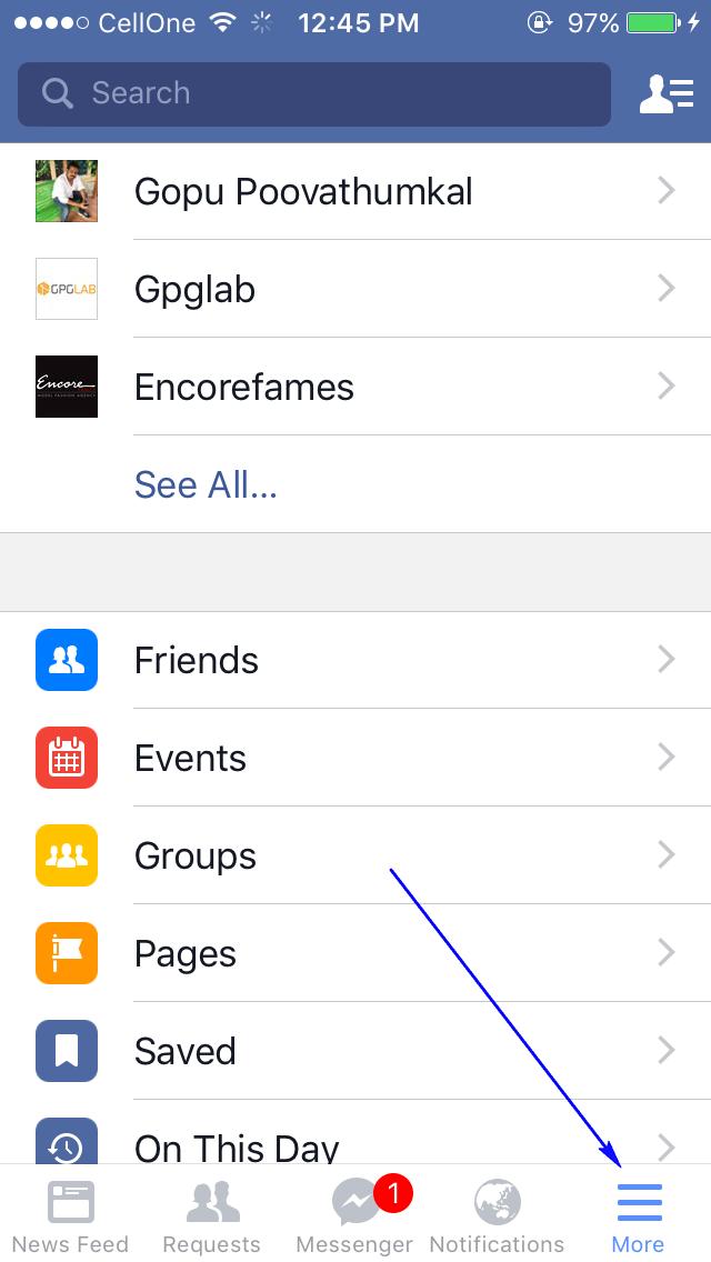 Turn Off Auto-play Facebook Videos on iPhone IOS 9.X.X 1