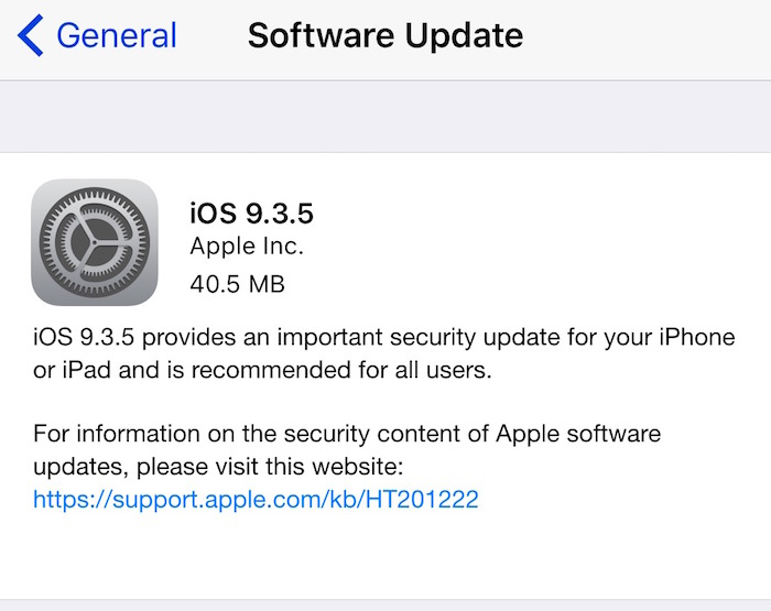 Apple issues critical iOS update to thwart 'Pegasus' malware 1
