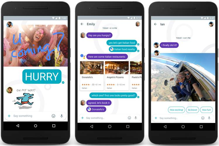 Google Allo, WhatsApp, Messenger, Telegram; which is the best messaging app for you? 2